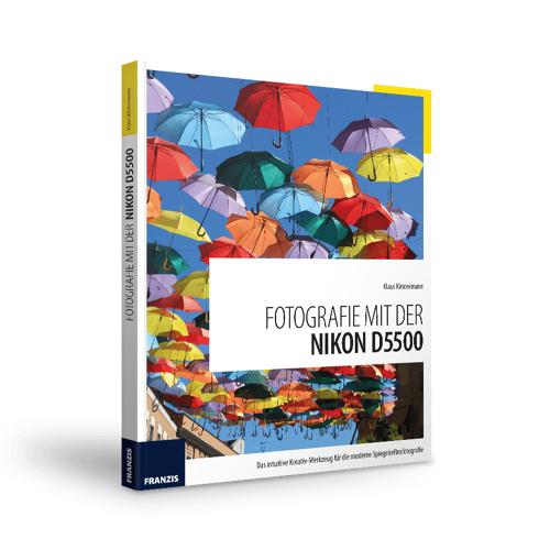 FRANZIS.de - mit Buch Fotografie mit der Nikon D5500