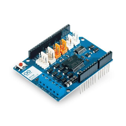 FRANZIS.de (ausgenommen sind Bücher und E-Books) Arduino Motor Shield