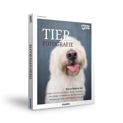 FRANZIS.de - mit Buch Tierfotografie - Fotoschule Extra