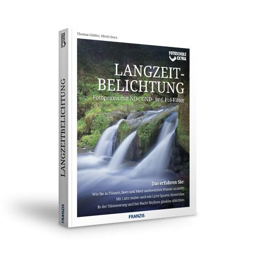 FRANZIS.de - mit Buch Langzeitbelichtung - Fotoschule Extra