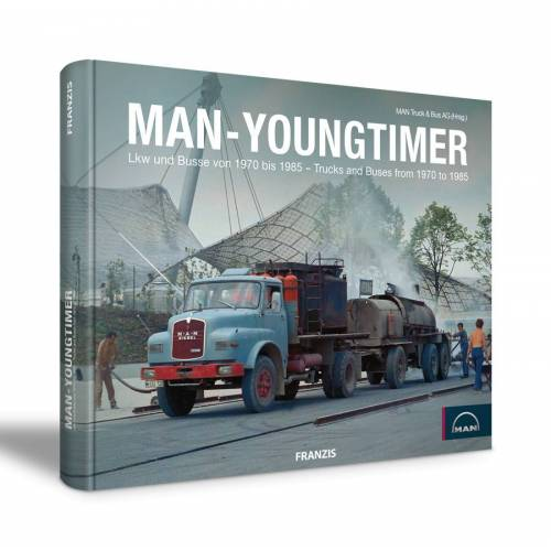 FRANZIS.de - mit Buch MAN-Youngtimer