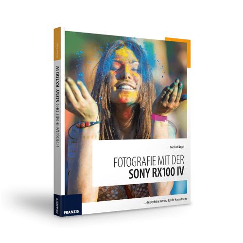 FRANZIS.de - mit Buch Fotografie mit der SONY RX100 IV