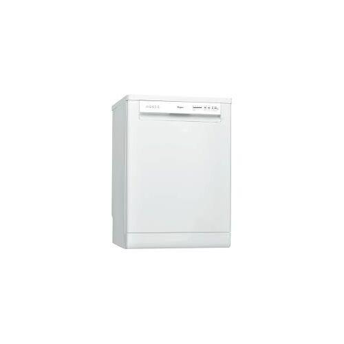 Whirlpool ADP 100 WH Stand-Geschirrspüler 60cm, weiß, A+