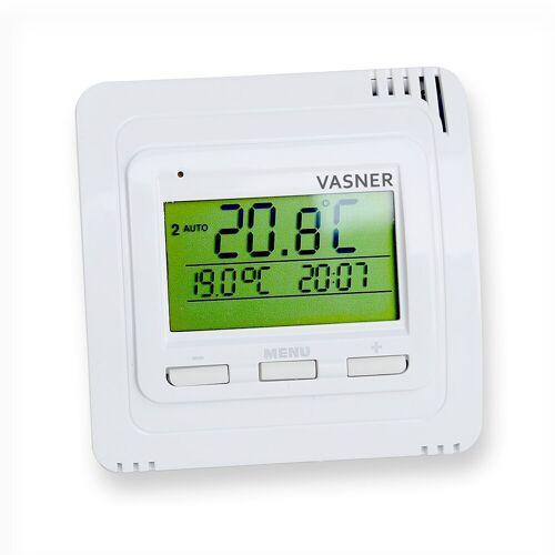 VASNER FunkThermostat VFTB Sender mit Display für Infrarotheizung und Elektroheizung