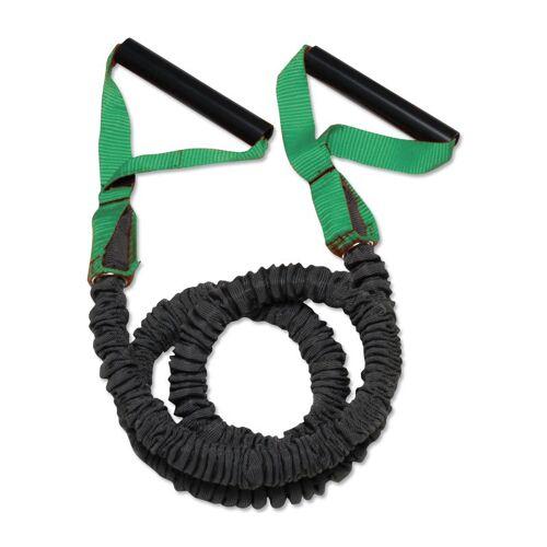 Megafitness Shop Premium Tube Stretchband Level 2 - mittel - grün