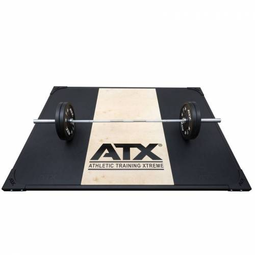 ATX® Weight Lifting Platform - Shock Absorption-System
