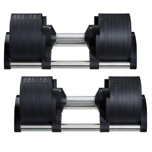 Nüobell® - die Kompakthanteln mit System von 2 - 32 kg (New ATX® Edition)