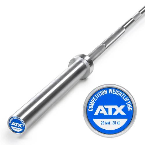 ATX® Competition Weightlifting Bar / Gewichtheber Hantelstange