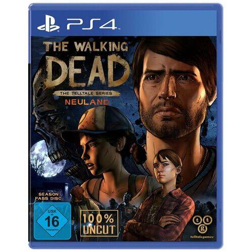 The Walking Dead 3 Neuland - PS4 [EU Version]