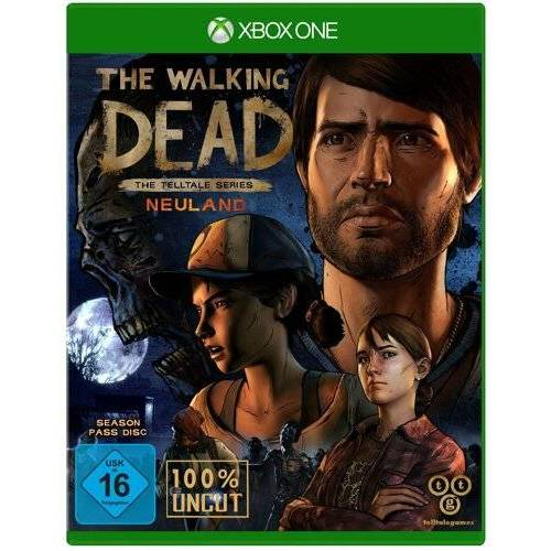 The Walking Dead 3 Neuland - XBOne [EU Version]