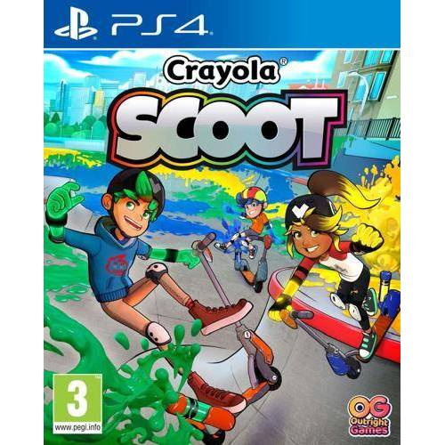 Crayola Scoot - PS4 [EU Version]