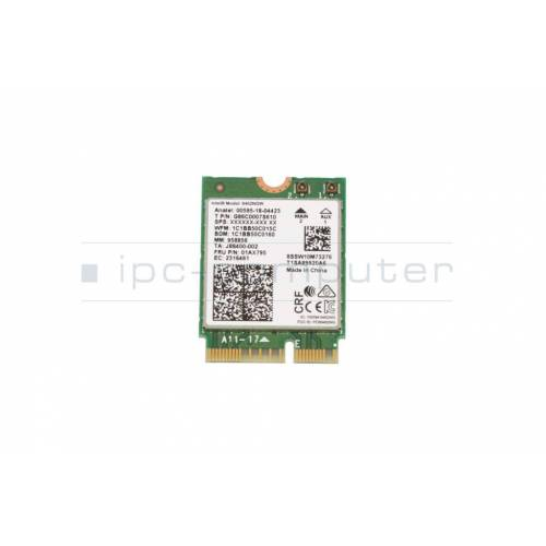 Intel J88400-002 WLAN/Blutooth Karte Original