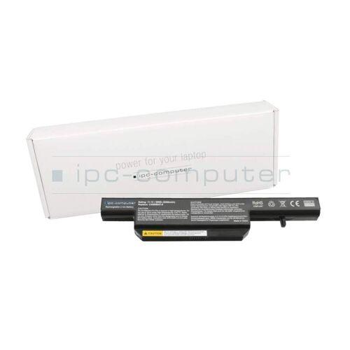 IPC-Computer Akku 58Wh für Sager Notebook NP5160