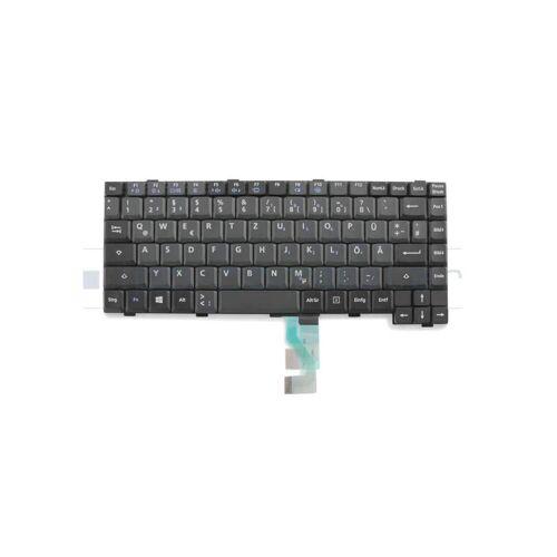 Panasonic 001-03106L-002 Tastatur DE (deutsch) schwarz Original
