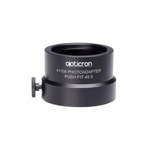 Opticron Adapterring Photoadapter Push fit 49.5 für HDF T zoom eyepiece