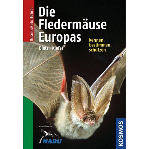 Kosmos Verlag Buch Die Fledermäuse Europas