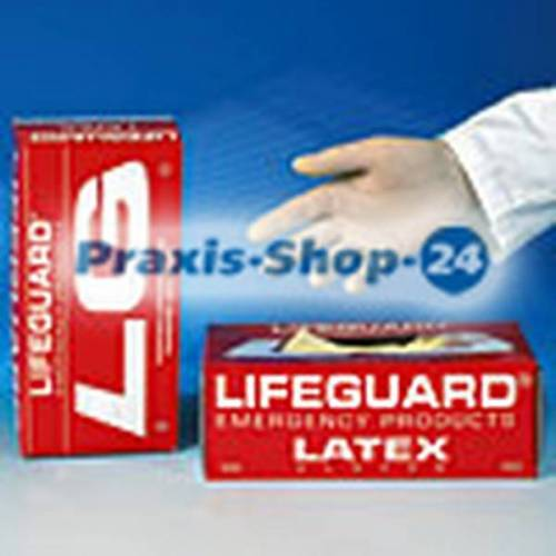 Soft Hand Latex Untersuchungshandschuhe Gr.XS
