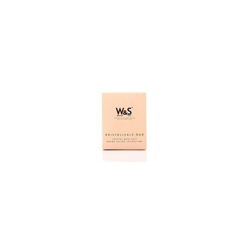 Wasser & Salz AG W&S; Badekristallsalz fein, 1000g