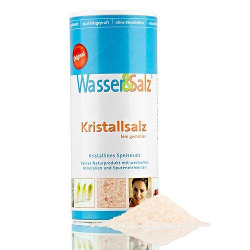 Water&Salt AG Punjab Kristallsalz fein Streuer 240g Wasser&Salz