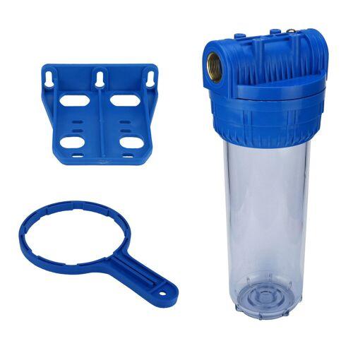 Aquafilter Wasserfiltergehäuse Untertisch 10 Zoll 3-teilig 3/4