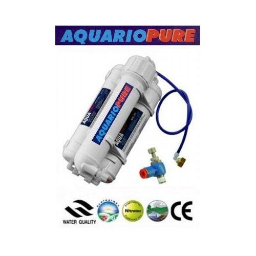 Aquario Pure mobile Umkehrosmose für Aquarium+Reisen+Wohnmobil Aquariopure 100 GPD