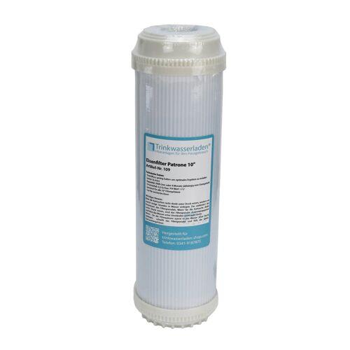 Aquafilter Eisenfilter Patrone Kartusche 10 Zoll - Brunnenwasser