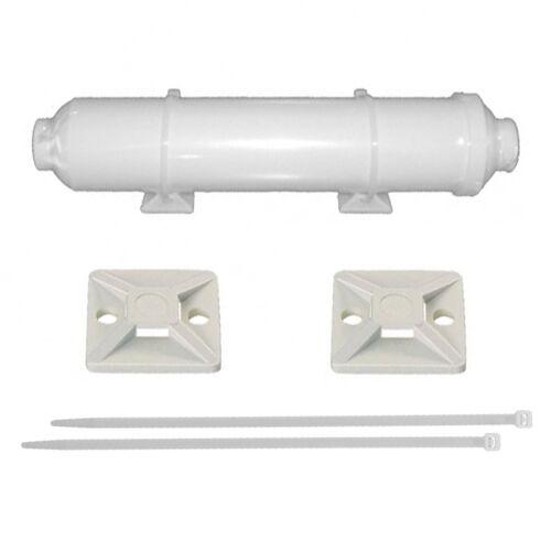 DmFit Klebepads mit Kabelbinder Filterhalter für Inlinefilter