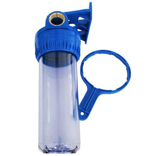 Aquafilter Wasserfilter 10 Zoll Gehäuse 3 teilig, 3/4