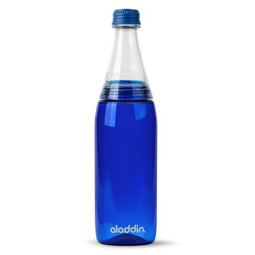 Aladin Bistro Trinkflasche aus Tritan BPA frei blau