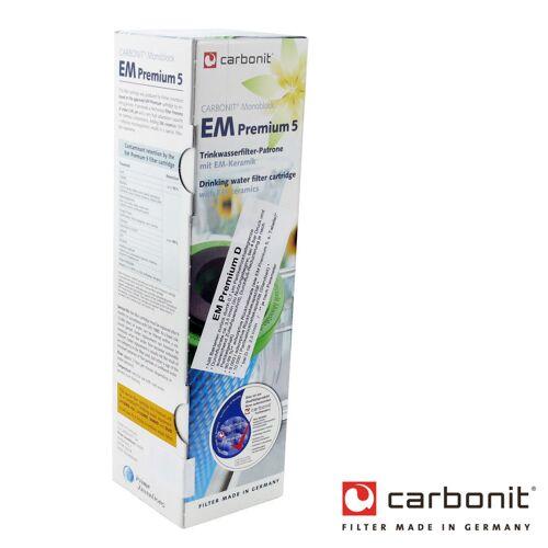 Carbonit Premium EM-5 D Carbonit Wasserfilter 0,7 µm