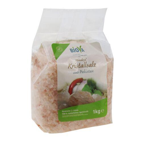 Biova Punjab Kristallsalz 1kg Granulat