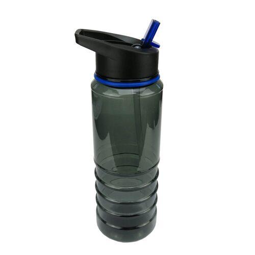 Sontronix GmbH Melianda MA-7100 Trinkflasche Sport- Wasserflasche 0,75 ltr. rot