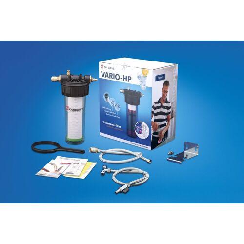 Carbonit Vario Küche Untertischgerät - Vario Küche Trinkwasserfilter