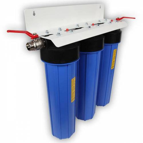 Pentek Eisenfilter Brunnenfilter 20 Zoll Hauswasseranlage