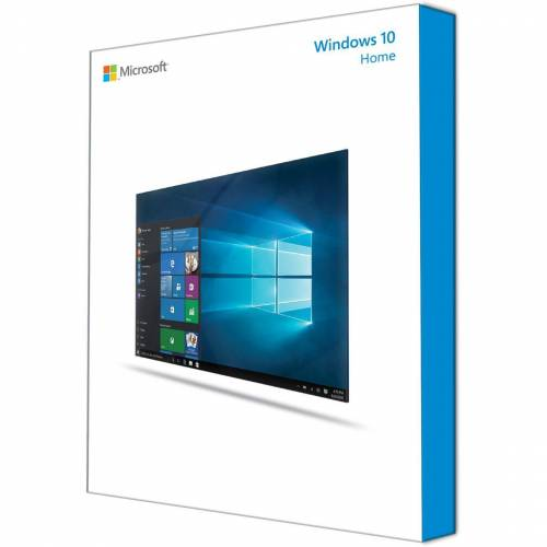 Microsoft Windows 10 Home 64 Bit, OEM Official Refurbished