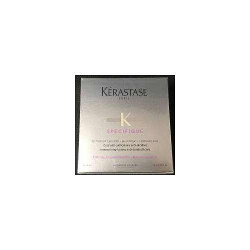 Kérastase Specifique Octopirox Cure Anti-Pelliculaire Intensive 12x6ml