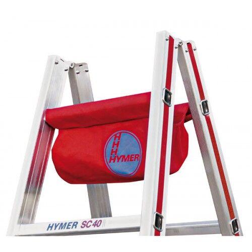 HYMER Werkzeugtasche für Alu- und Holzleitern
