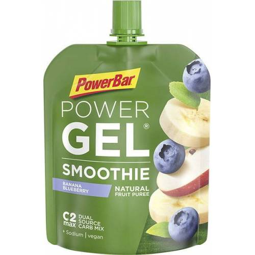 PowerBar PowerGel Smoothie - Banane Heidelbeere