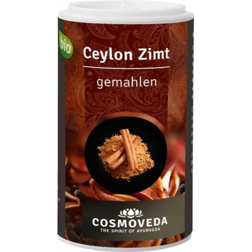 Cosmoveda Zimt Ceylon gemahlen - Bio - 25 g