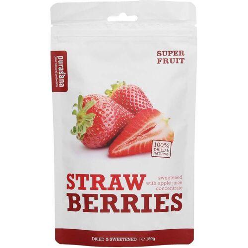 Purasana Erdbeeren - 150 g