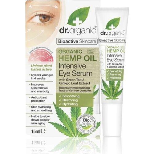 Dr. Organic Organic HempEye Serum - 15 ml