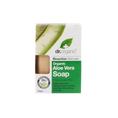 Dr. Organic Organic Aloe Vera Soap - 100 g
