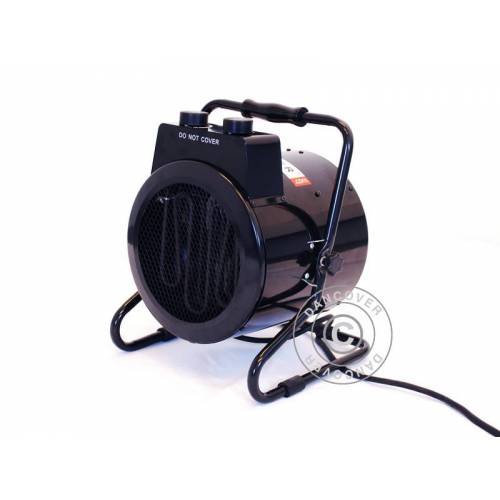 Dancover Ventilator/Heizlüfter Tahiti, m/Kippfunktion, 2000W