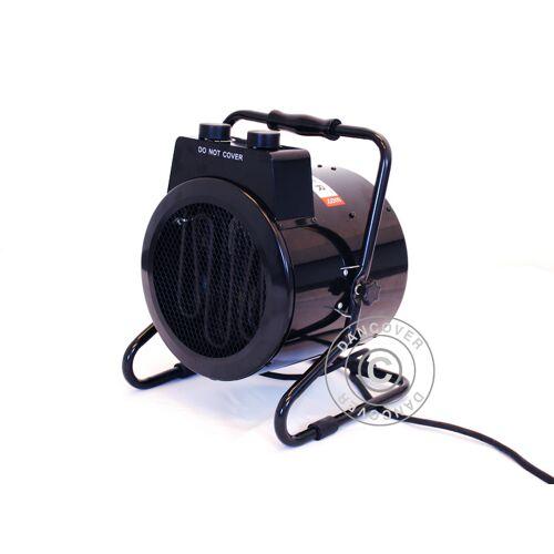 Dancover Ventilator/ Heizlüfter Fiji, m/Kippfunktion, 3000W