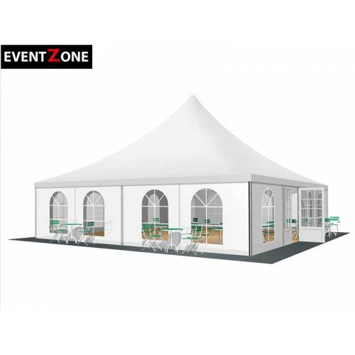 Dancover Pagodenzelt PRO + 10x10m EventZone