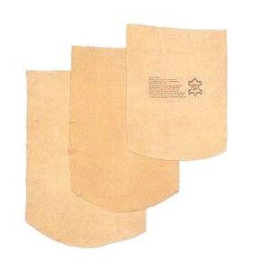 B2B Partner Echtleder zum polieren, 55x37 cm