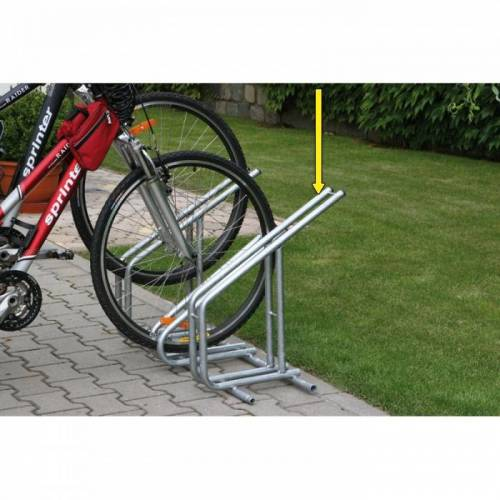 B2B Partner Fahrradständer hoch