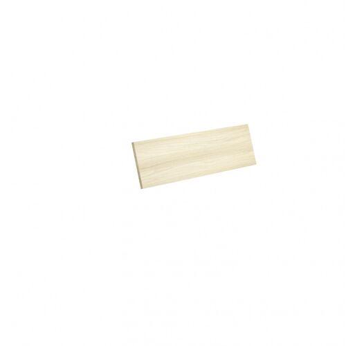 PLAN Abdeckplatte boards wood, eiche natur, 1200 mm