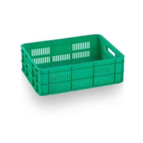 B2B Partner Kunststoffkiste für gemüse a/a - 125, 400x300x125 mm