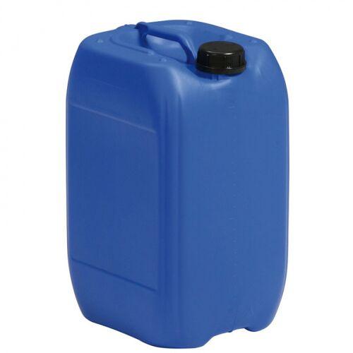 B2B Partner Kunstoffkanister mit un-homologation - 20 l, blau